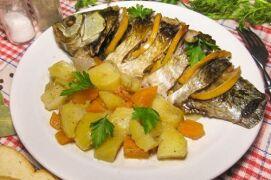 Примеры вкусных рецептов приготовления картошки с карасями