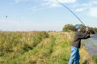 Снасти дальнего заброса для весенней ловли карпов