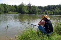 Карась в середине лета или как добиться успеха на летней рыбалке