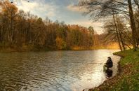 Октябрь и рыбалка на спиннинг