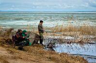 Щука и особенности апрельской рыбалки на нее