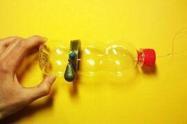 Как использовать бутылку для летней ловли щуки?