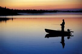 Лодка для рыбалки на щуку