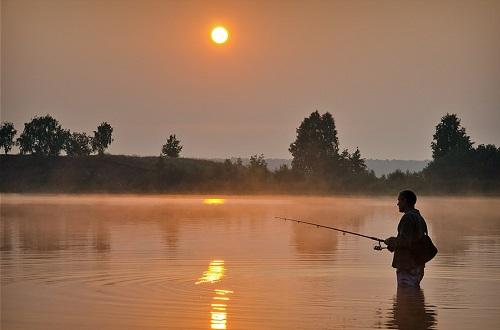 глубина для рыбалки