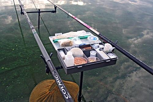 какая прикормка лучше рыбалки