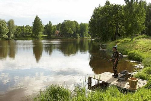 водоем для рыбалки