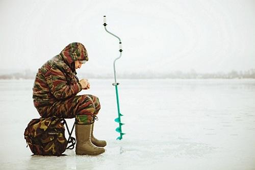 рыбалка зимой и весной