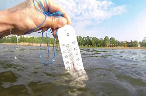 температура воды