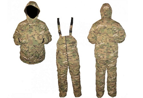 камуфляжный костюм для рыбака
