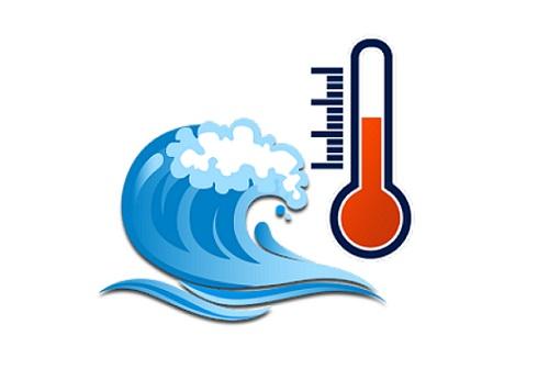 температура воды и воздуха
