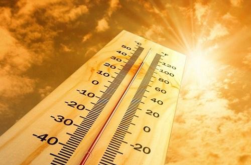 знойная жара