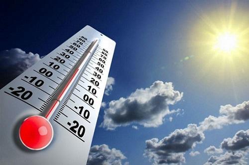температура летом