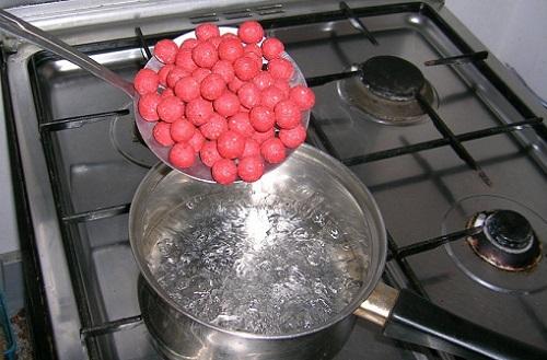 приготовление бойлов