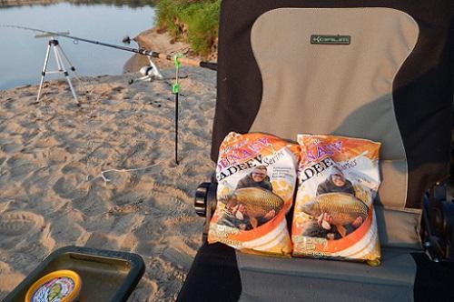 прикормка на рыбу