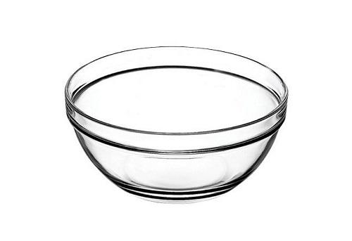 Стеклянный салатник
