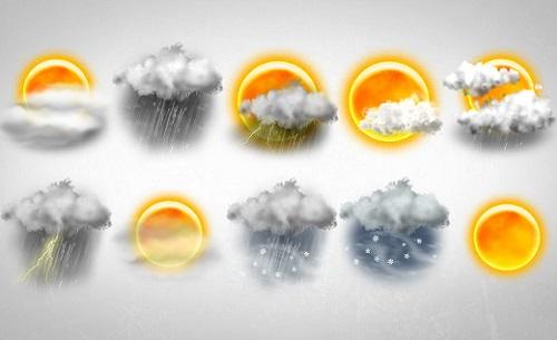 погода и клев
