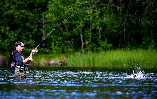 рыбак и ловля